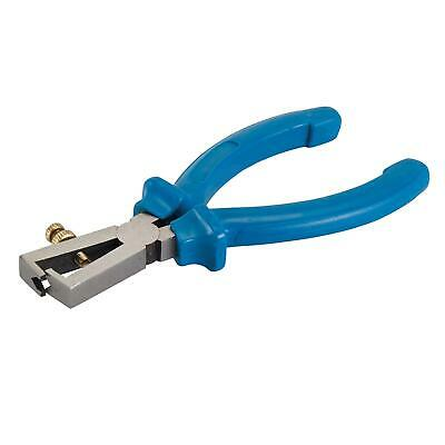 New Electricians 160mm Adjustable Cable Stripping Pliers Wire Electric Strippers
