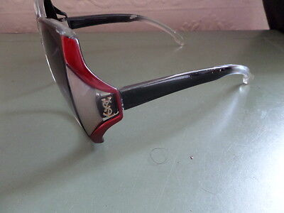 Vintage YSL gradient sunglasses with very  large lens - retro