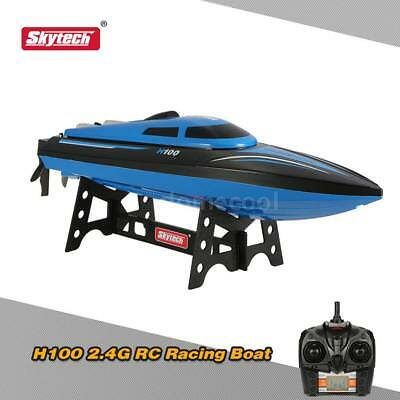 Brand New Skytech H100 2.4G 4CH Water Cooling RC Simulation Racing Boat B6A2