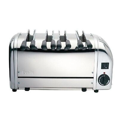 Dualit 41036 4 Slot Sandwich Polished Dualit Toaster (Boxed New)