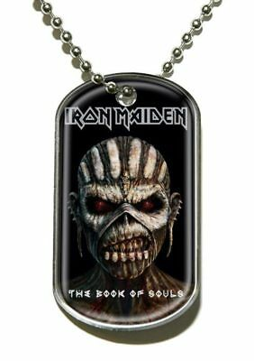 Iron Maiden - Dog Tag (The Book Of Souls)