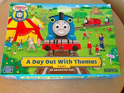 THOMAS & FRIENDS Day Out With Thomas Board Game