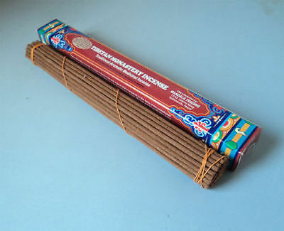 Tibetan Monastery Incense-Traditional Aromatic Medicinal Incense from Nepal
