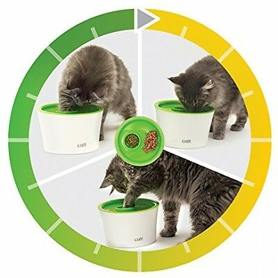 Catit Senses Multi Feeder Cat Food Storage Perfect for Wet and Dry Food