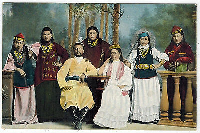 Sart Types, Russian Central Asia, 1910s