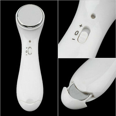 Care Massage Facial Cleanser Ionic New Anti Aging Vibrating Electric Hot Skin