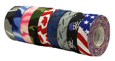 NEW Printed / Graphic Cloth Athletic Hockey Tape