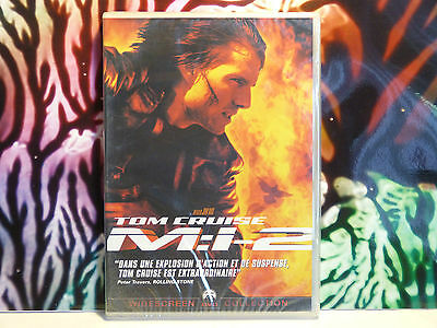 DVD neuf sous blister - Film : MISSION IMPOSSIBLE 2 - M:I-2 - Tom Cruise -