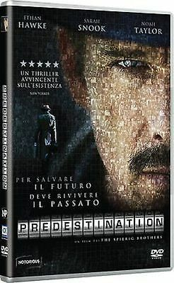 Dvd Predestination - (2014) Notorious Pictures ......NUOVO
