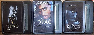 Tupac/2Pac 70mm Metal Automatic Cigarette Rolling Machine (3 Styles) BRAND NEW
