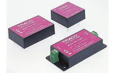 TRACOPOWER 30W, 1 Output, Embedded Switch Mode Power Supply (SMPS), 5V dc, 6A