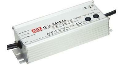 Mean Well HLG-40H-54B, Constant Voltage Dimmable LED Driver 40.5W 54V 0.75A