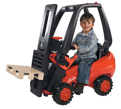 Smoby Forklift