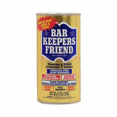 Bar Keepers Friend Cleanser and Polish 340g