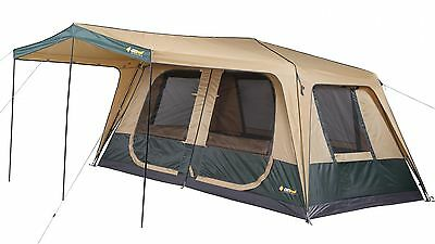 OZtrail Cruiser 420 Cabin 8-Person Fast Frame Tent with Cap Fly Design