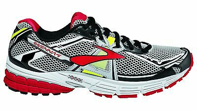 Brooks Men's Ravenna Running Shoes with Cushioning and Stability - Size 10