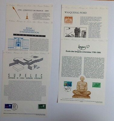 Lot De 40 Documents Philatéliques