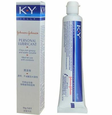 K-Y KY Jelly Personal Lubricant 50ml