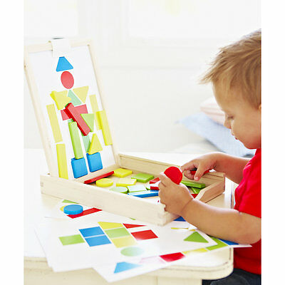 New ELC Boys and Girls My Magnetic Pattern Board Toy From 2 years