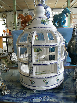 cage faience desvres