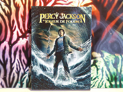 DVD occasion excellent état  Film : PERCY JACKSON  LE VOLEUR DE FOUDRE - Action