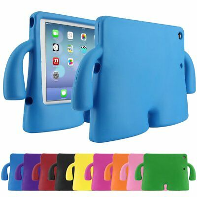 Foam Handle Kids Child Shock Proof Stand Case Cover For iPad 2 3 4 Air 2 Samsung