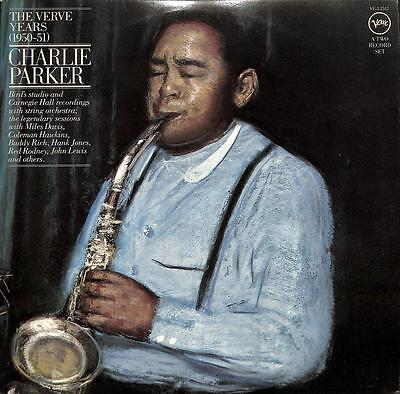 Charlie Parker - The Verve Years (1950-51), 2Lp
