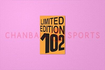 Juventus 2013-2014 'Limited Edition 102' Sleeve Soccer Patch / Badge