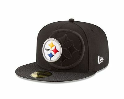 Pittsburgh Steelers 2016 NFL Sideline New Era 59Fifty