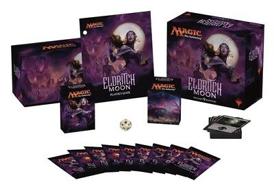 Eldritch Moon Fat Pack (Englisch) life counter Spindown 9 Booster Deckbox