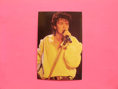 Paul Young Vintage Postcard Uk Made
