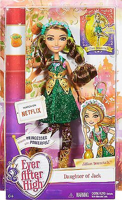 Ever After High Jillian Beanstalk Doll - DHF95