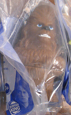 Burger King Kid's Meal Toy -Chewbacca -Complete the Saga - Star Wars  2005