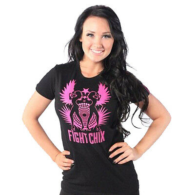Fight Chix Tribal Wing Tee
