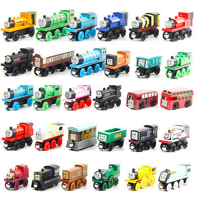 Thomas & Friends Wooden Tank Engine Railway Train Toys for Boys and Girls