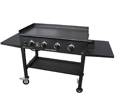 Cooktop Griddle Commercial Propane Grill Flat Top Outdoor Gas Cooking Station