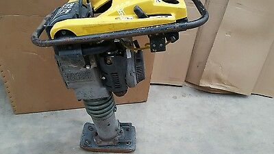"Wacker Neuson Refurbished Trench Rammer Bs502 2010 Yr 7"" Jumping Jack Compactor"