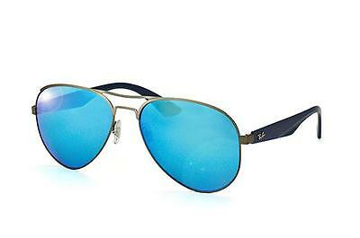 New Authentic Ray-Ban Sunglasses RB 3523 029/55 Mens 59mm Mirror