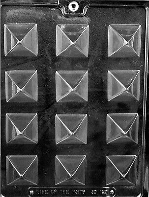 3D PYRAMID PIECES  molds Chocolate Candy molds soap making egypt pyramids