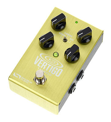 Source Audio Vertigo Tremolo One Series Guitar or Bass Effect Pedal - Brand New!