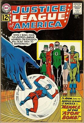 Justice League Of America #14 - VG