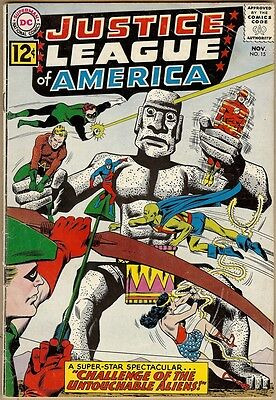 Justice League Of America #15 - G/VG