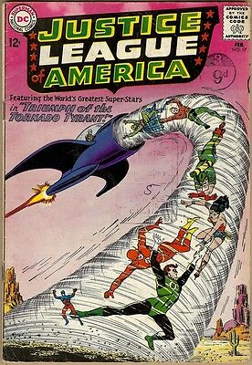 Justice League Of America #17 - VG-