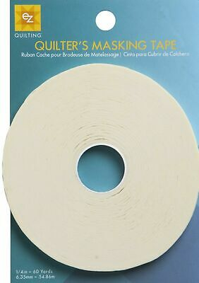 EZ Quilting Quilters Masking Tape 54m x 6.35mm (from Simplicity)