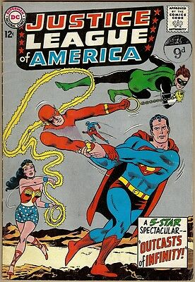 Justice League Of America #25 - VG+