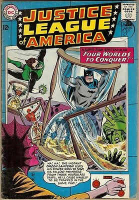 Justice League Of America #26 - VG