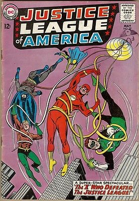 Justice League Of America #27 - VG
