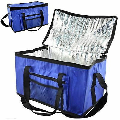 Cool Bag Extra Large 28L Cooler Box Picnic Camping Food Drink Lunch Festival Ic
