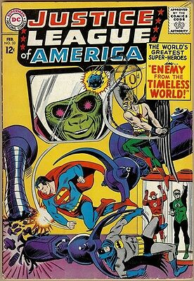 Justice League Of America #33 - VG+