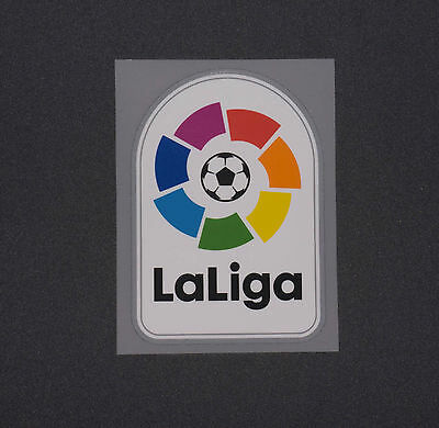La Liga LFP Patch 2017/2018 Logo Badge Spain primera division